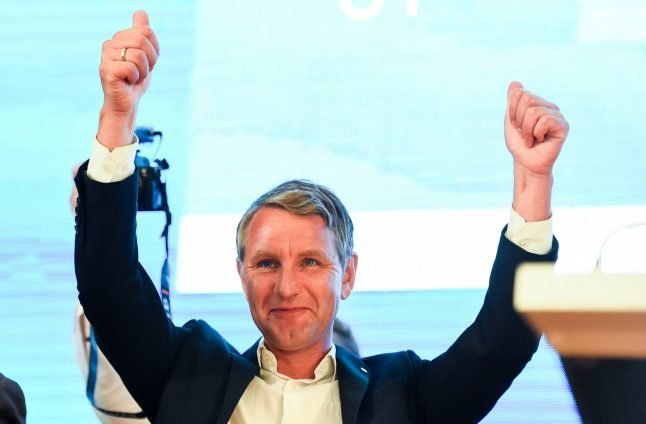 Far-right AfD second strongest force in Brandenburg and Saxony