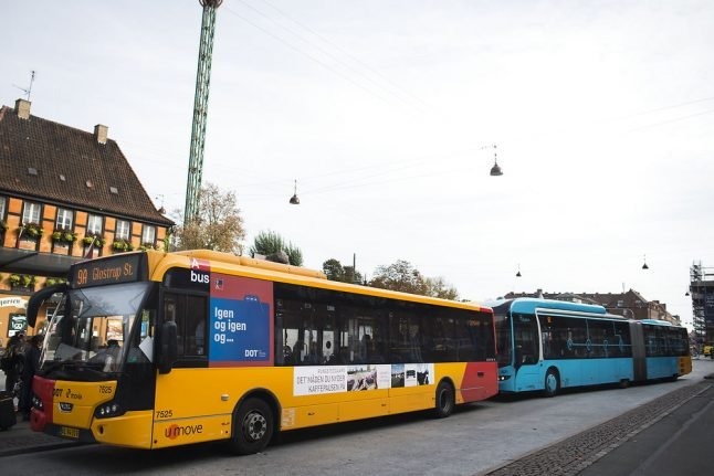 Could this year's budget reduce Denmark's train and bus fares?