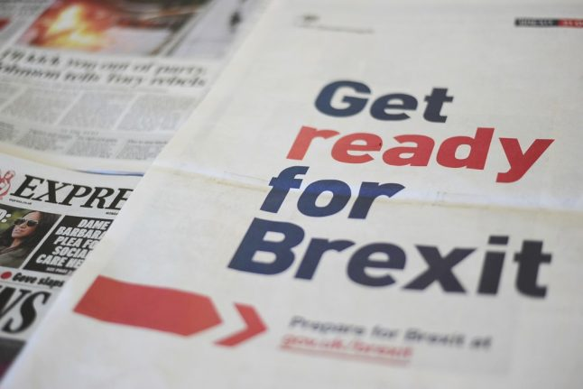 Europe & You newsletter: Government's no-deal Brexit letters to Brits around Europe cause alarm