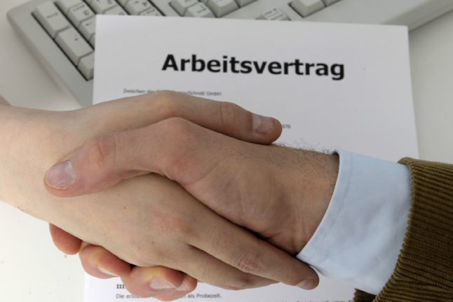 Jobs in Germany: Four out of 10 new employees hired on a limited contract
