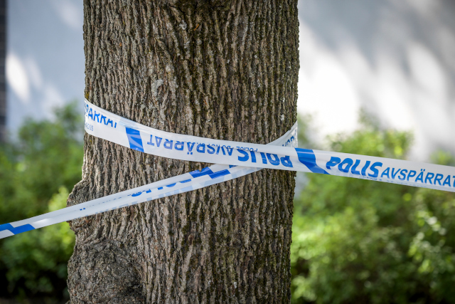 Panic at Swedish pre-school after child brings grenade to class