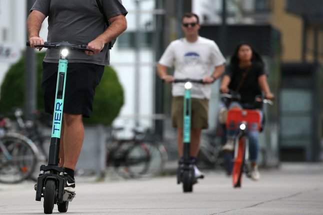 Revealed: What you think of the rise of electric scooters in Germany