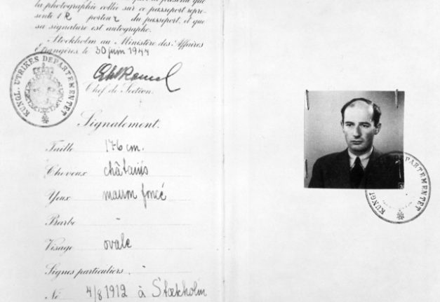 Opinion: Why won't Sweden help us find out what happened to Raoul Wallenberg?