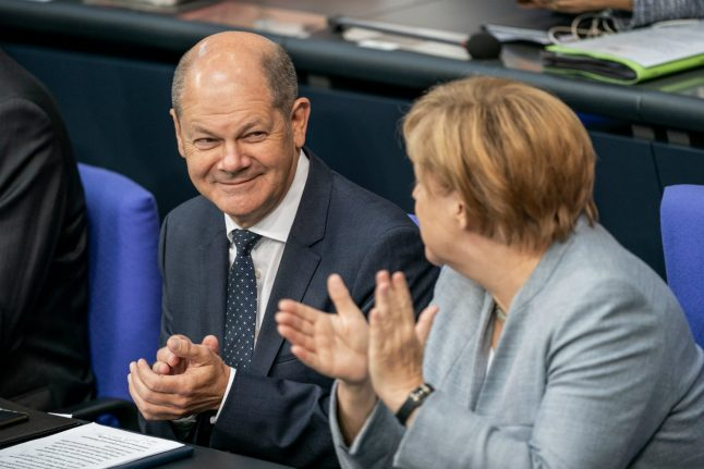 'Germany will do what's needed without new debts'