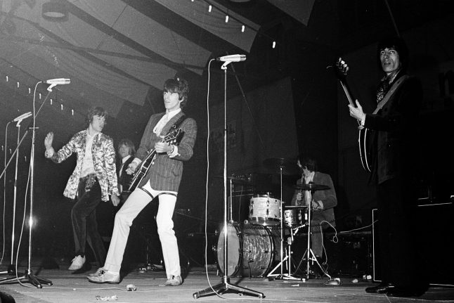How the Stasi failed to silence Rolling Stones fans in East Germany
