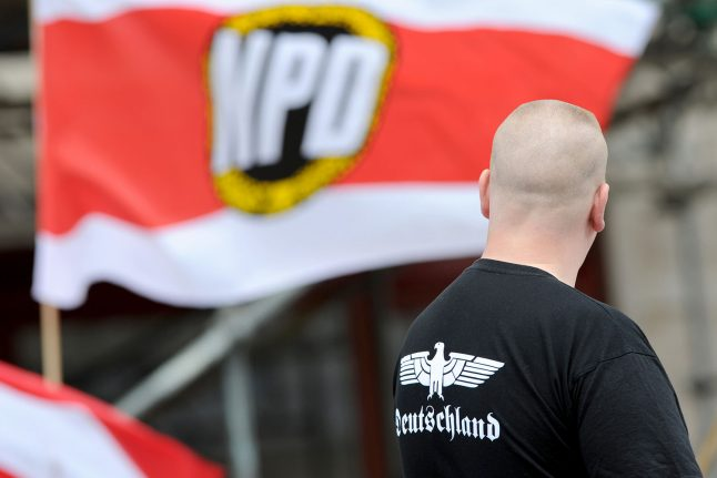 Outrage as neo-Nazi elected town council leader in Germany