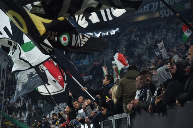 'Give us the tickets or we'll sing racist chants': Juventus fans accused of ticketing racket
