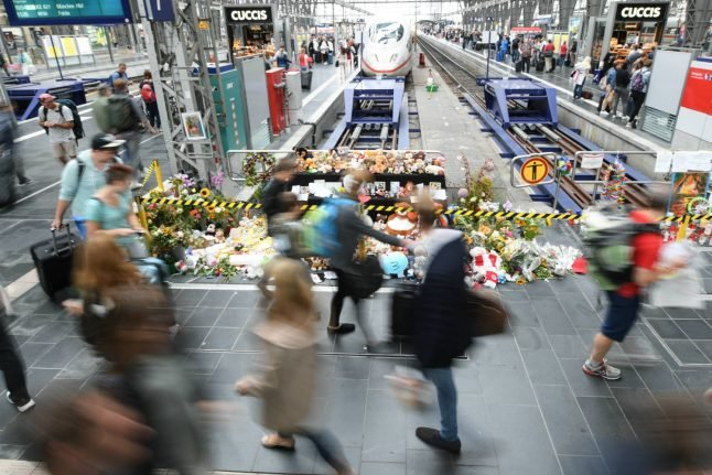 How Germany plans to improve safety at railway stations