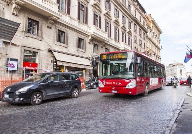 Rome bus ticket inspector arrested for scamming tourists