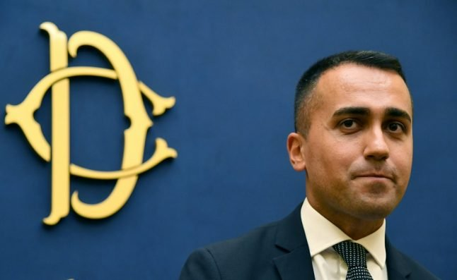 Luigi Di Maio: From political upstart to Italy's foreign minister