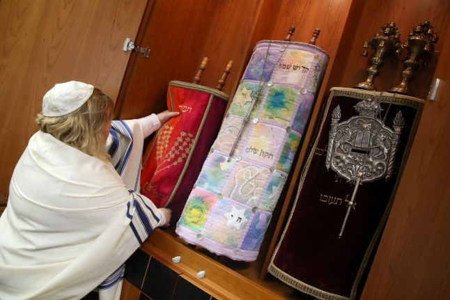 How a Potsdam rabbi school is bringing a 'Jewish Renaissance' to Central Europe
