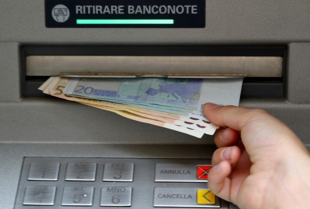 From cash withdrawals to e-cigarettes: Five new tax hikes Italy has planned