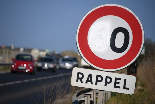 'Hang on, is it 80 or 90km/h?': France split over speed limit on priority routes