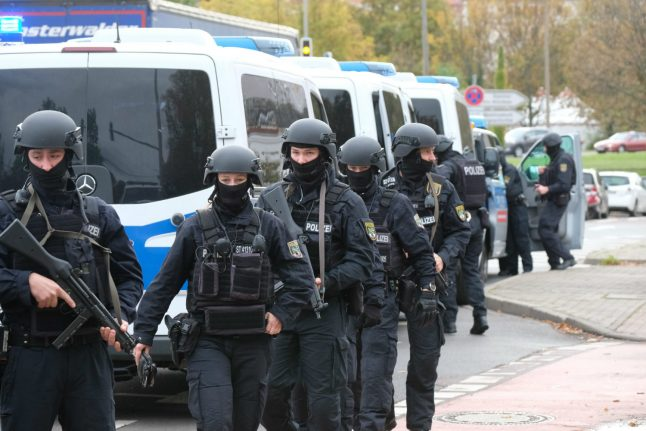 UPDATE: What we know about the synagogue shooting in Halle
