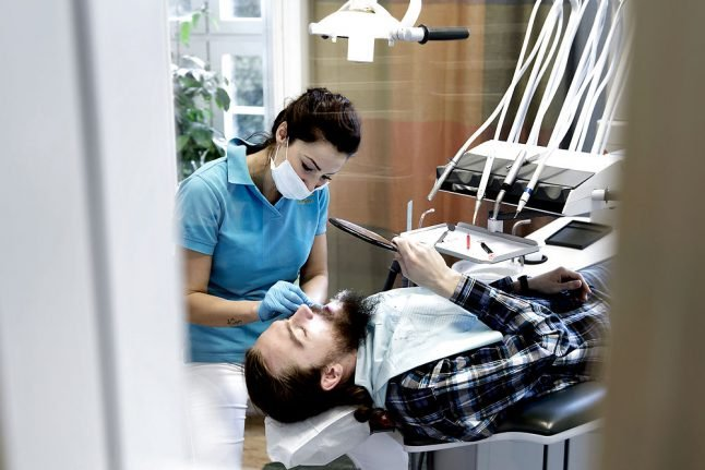 Could free dental care be on the way for young people in Denmark?