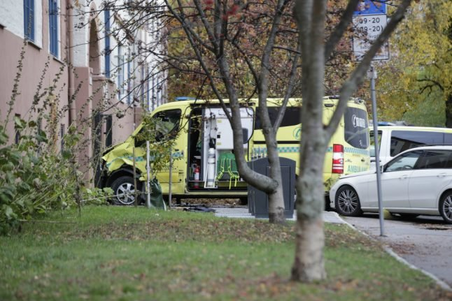 Norway ambulance hijacker 'common criminal', not motivated by terror