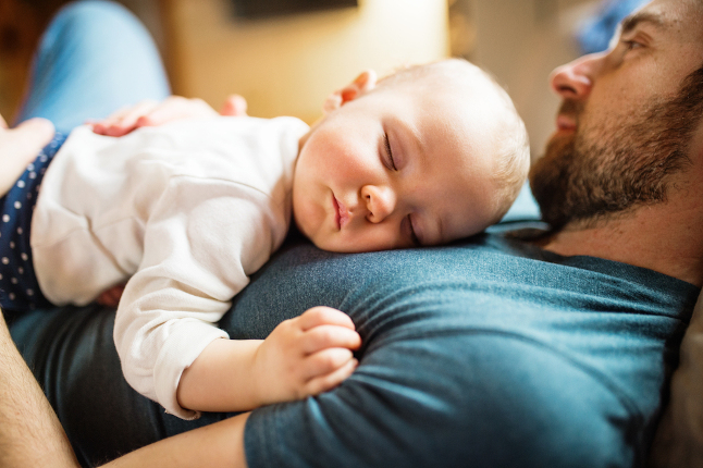 Could Basel fathers soon get at least eight weeks of paternity leave?