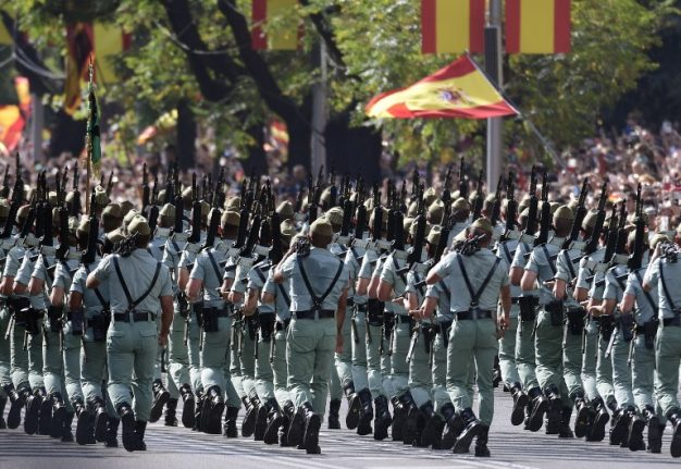How Spain usually celebrates its National Day (and why not everyone is happy about it)
