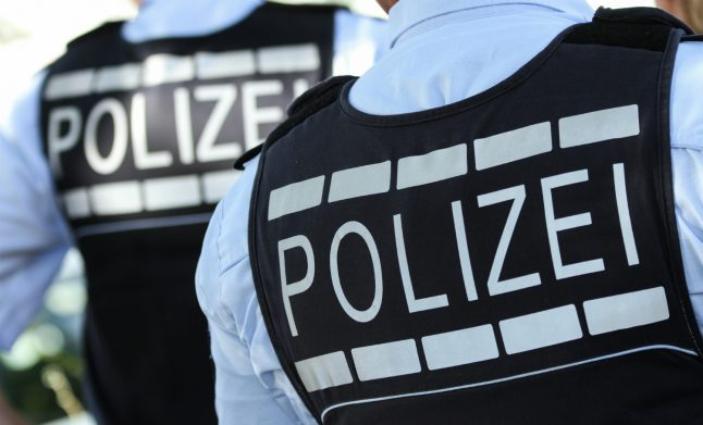 Germany charges two Syrians with crimes against humanity
