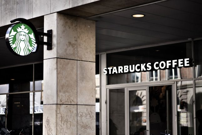 Denmark is world's priciest country for a Starbucks coffee
