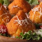 Sicilian arancini listed in the Oxford English Dictionary