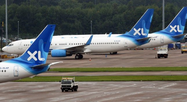 Second French airline in a month is declared insolvent