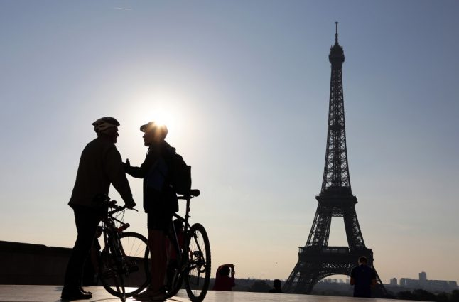 Why cyclists in Paris are more numerous than ever