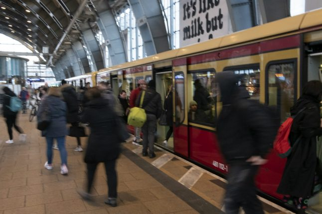 Berlin S-Bahn set to introduce new 'express trains' for commuters