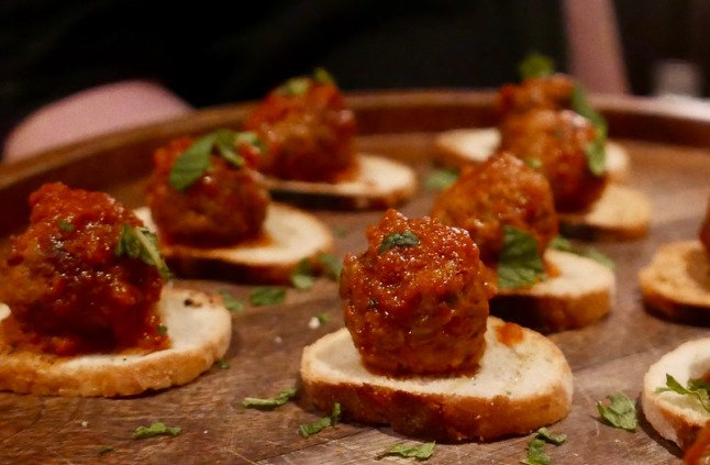 Albóndigas (meatballs) are one of the heartiest autumn dishes you can order in Spain. Photo: Lou Stejskal/Flickr