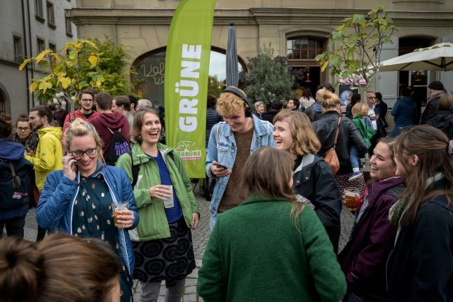 Will the surge of the Greens actually have an impact on Swiss politics?