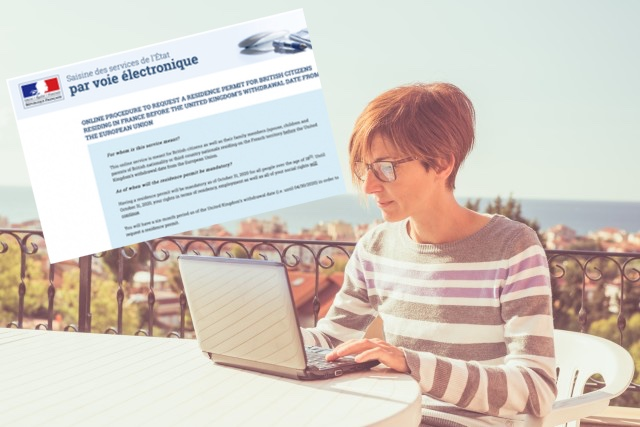 Carte de séjour: France launches website for British citizens to apply for residency