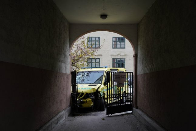 Norwegian police in 'actions' after ambulance hijack as suspects await questioning