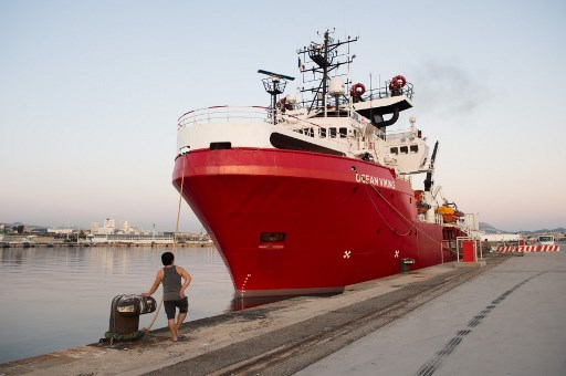 Rescue ship cleared to dock in Italy as EU still lacks migrant plan