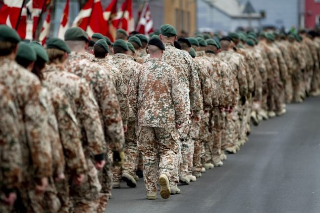 No re-opening of Iraq war commission: Danish government