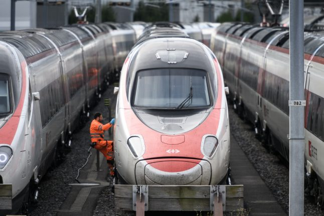 Here's how Swiss rail is planning to tackle late services