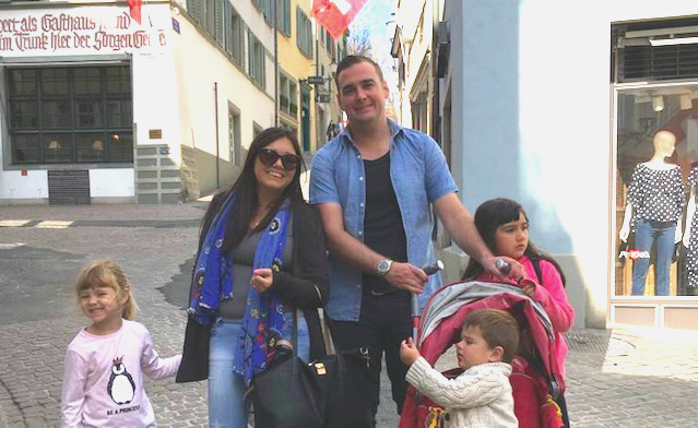 How this expat family navigated Switzerland's health insurance 'minefield'