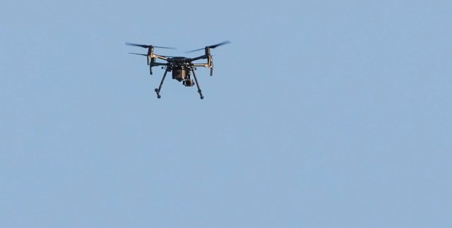 Police deploy drones to help fight crime in Malmö