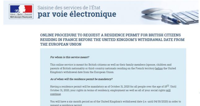 France's new carte de séjour website: How does it work and what do I need?