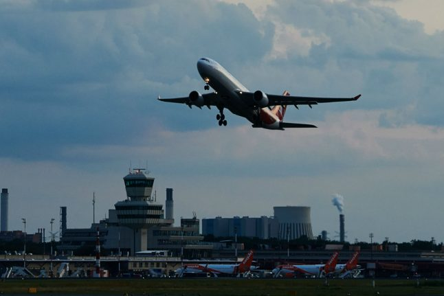 Number of flight passengers in Germany increases despite 'Fridays for Future'