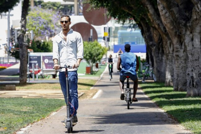 Italy hands out its first €1,000 electric scooter fines
