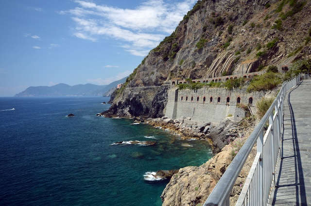 Italy to finally reopen Cinque Terre 'Lovers' Lane' after 11 years