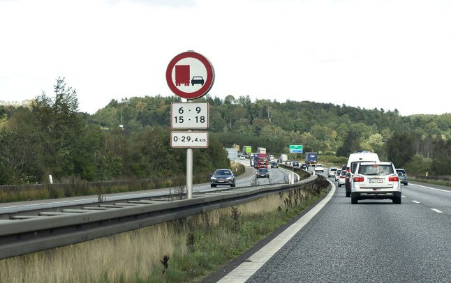 Danish citizenship applications rejected over traffic offences