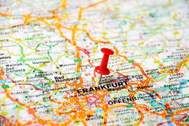 Hesse: Seven maps that explain the home of Germany's financial hub
