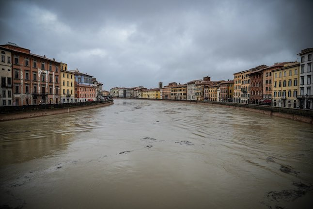It's not just Venice: The extreme weather lashing all of Italy