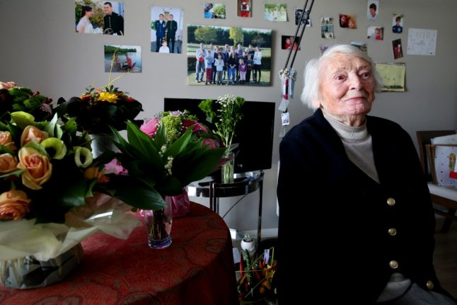 French wartime Resistance hero Yvette Lundy dies aged 103
