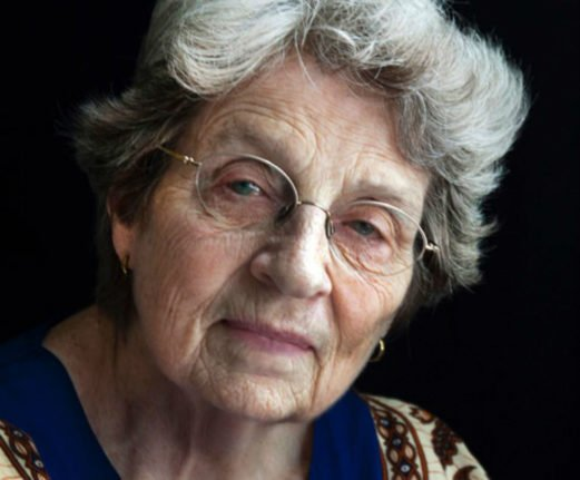 'Only way I could cope': Why a Holocaust survivor chose to return to Berlin