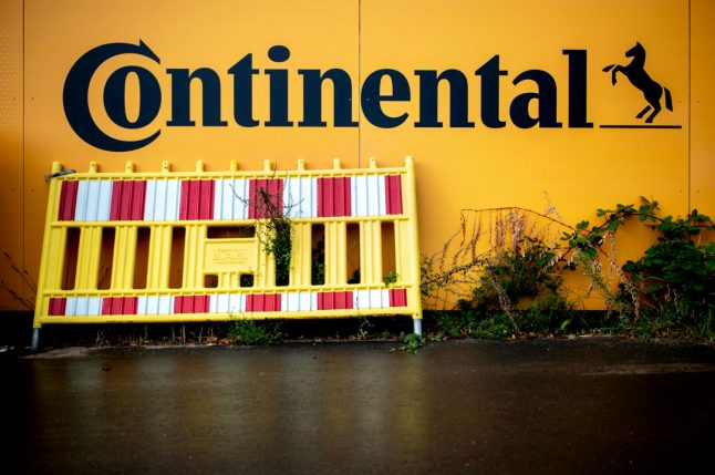German car parts giant Continental to cut 5,500 jobs