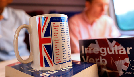 Why is Italy ranked among the worst at speaking English in Europe?