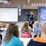 How much can you expect to earn as a teacher in Sweden?