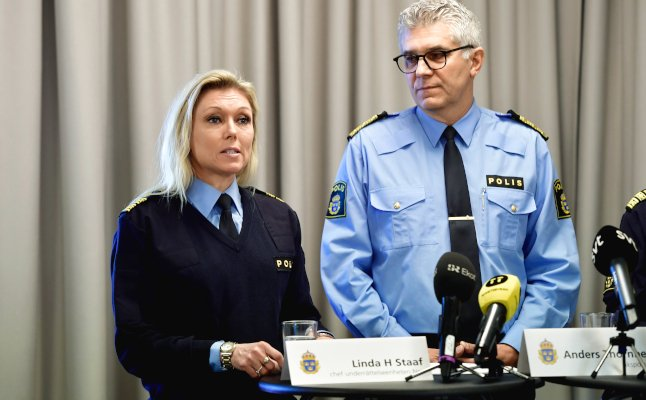 Swedish police chief: No international equivalent to Sweden's wave of bombings